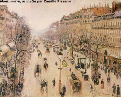photo tableau parisien fleurs mal